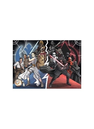 Art Puzzle Art Puzzle War In The Galaxy Lucasfilm Star War 200 Parça Puzzle Renksiz